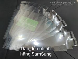 Dán dẻo UV chính hãng Samsung Galaxy S10 Plus